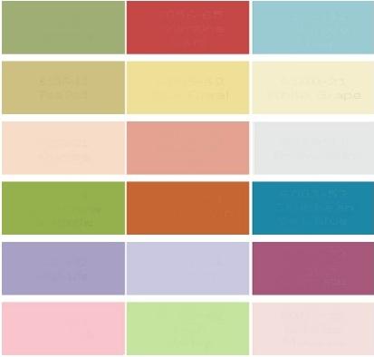 Цветовая гамма детской комнаты от 3 до 10 лет
