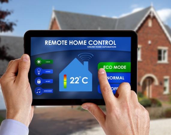 контроль над домом