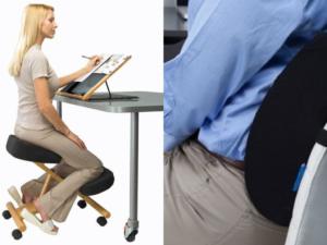 удобный офисный стул