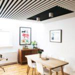 алюмінієві рейки на стелі