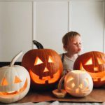Хелловін з дітьми