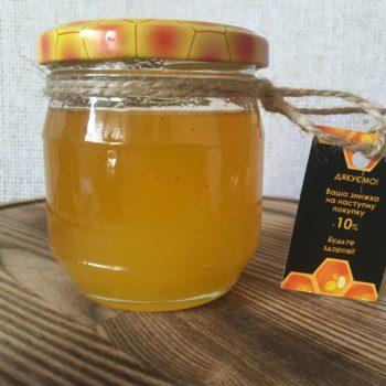 Мед разнотравье 200 мл